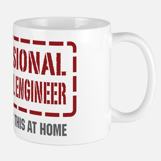Professional Mechanical Engineer Mug