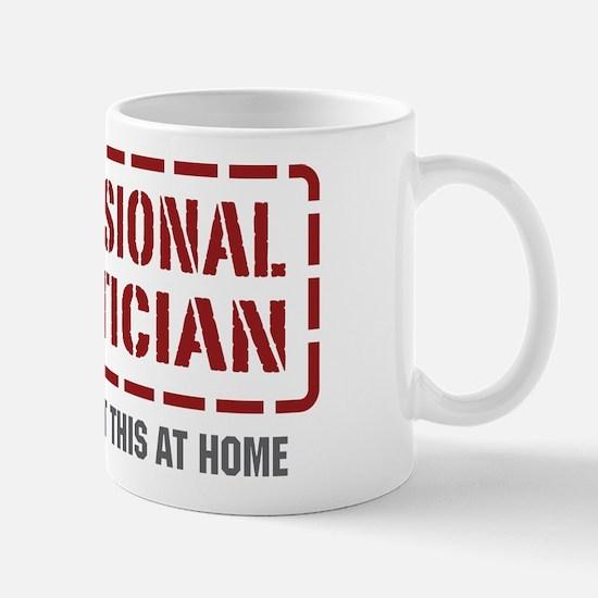 Professional Logistician Mug