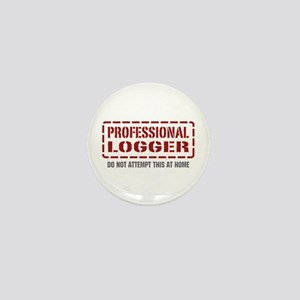 Professional Logger Mini Button