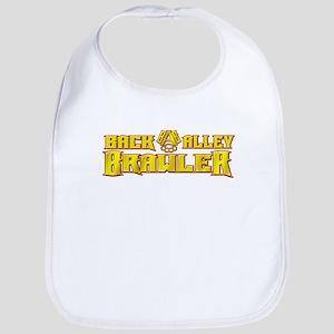 Back Alley Brawler - Gold Bib