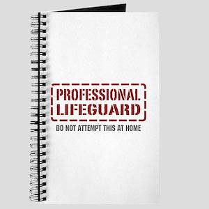 Professional Lifeguard Journal