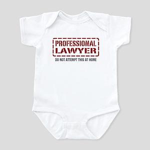 Professional Lawyer Infant Bodysuit