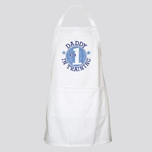 #1 DADDY IN TRAINING BBQ Apron