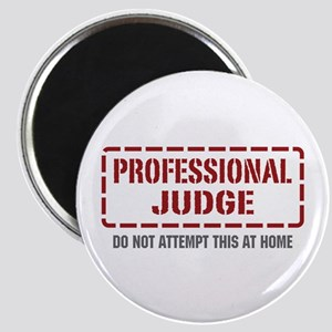 Professional Judge Magnet