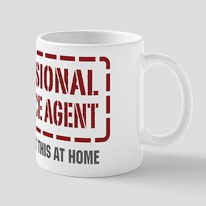 Professional Insurance Agent Mug