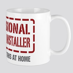 Professional Insulation Installer Mug