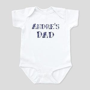 Andres dad Infant Bodysuit