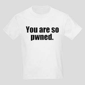 Pwned Kids T-Shirt