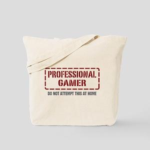 Professional Gamer Tote Bag