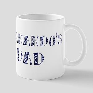 Fernandos dad Mug