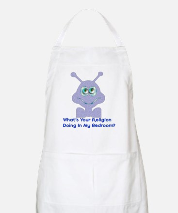 Bedroom Invaders BBQ Apron