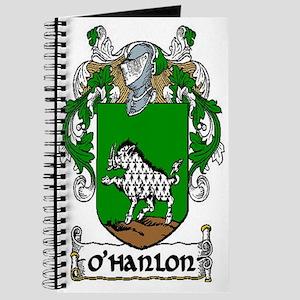O'Hanlon Coat of Arms Journal