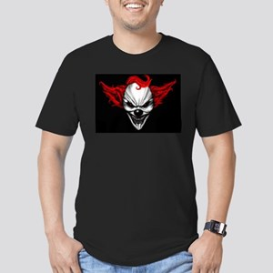 Happy Evil Clown Red Hair T-Shirt
