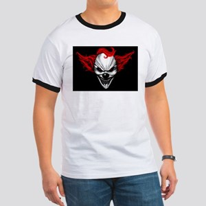 Happy Evil Clown Red Hair T-Shirt