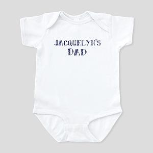 Jacquelyns dad Infant Bodysuit