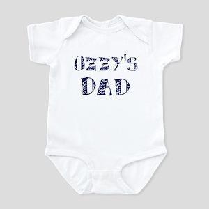 Ozzys dad Infant Bodysuit