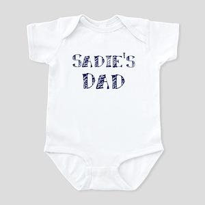 Sadies dad Infant Bodysuit