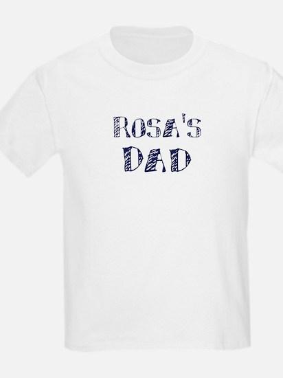 Rosas dad T-Shirt