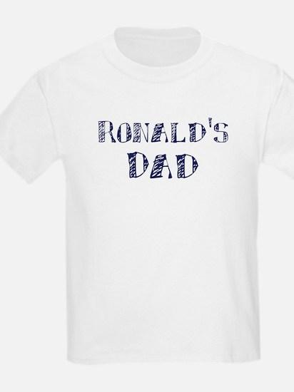 Ronalds dad T-Shirt