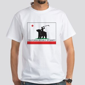 California Republic of Shinty T-Shirt