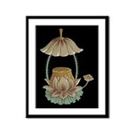 Chinese Blossoms Framed Print