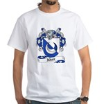 Adair Family Crest White T-Shirt