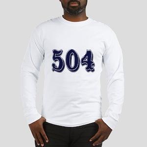 504 Long Sleeve T-Shirt