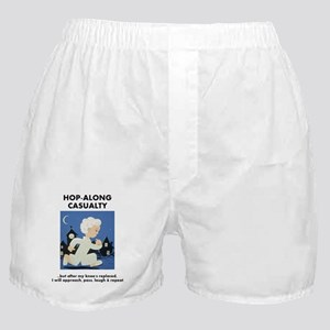 Hopalong Casualty till Knee Replaceme Boxer Shorts