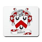 Aitken Family Crest Mousepad