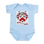 Aitken Family Crest Infant Creeper