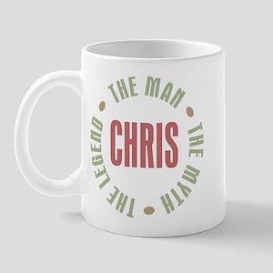 Chris Man Myth Legend Mug