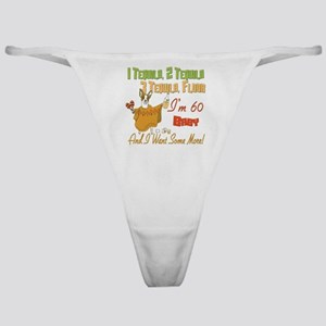 Tequila 60th Classic Thong