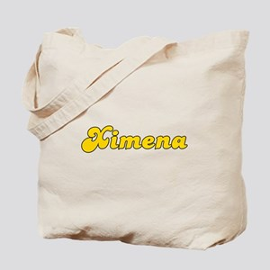 Retro Ximena (Gold) Tote Bag
