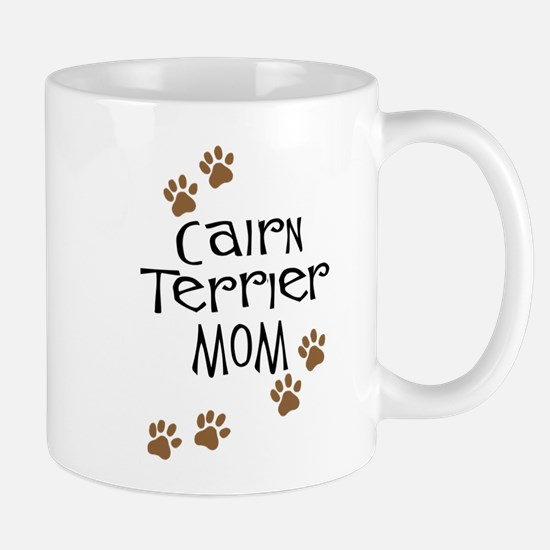 Cairn Terrier Mom Mug