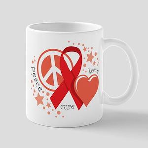 HIV/AIDS PLC Mug