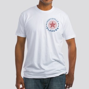 Huntsville, Alabama Souvenir Fitted T-Shirt