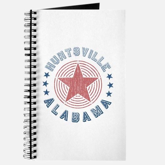 Huntsville, Alabama Souvenir Journal