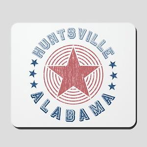 Huntsville, Alabama Souvenir Mousepad