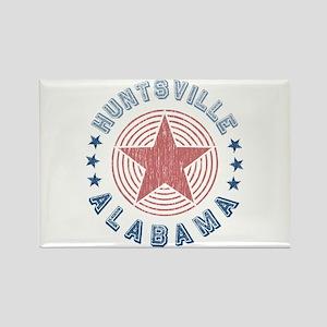 Huntsville, Alabama Souvenir Rectangle Magnet