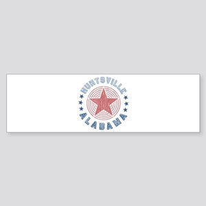 Huntsville, Alabama Souvenir Bumper Sticker