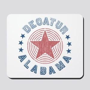 Decatur Alabama Souvenir Mousepad