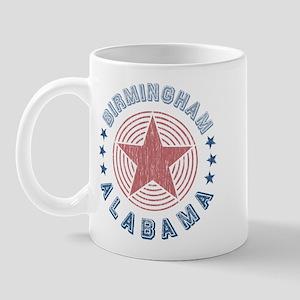 Birmingham Alabama Souvenir Mug