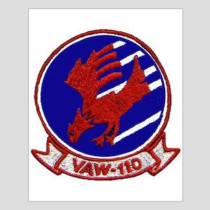 VAW 110 Firebirds Small Poster