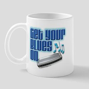 Get Your Blues On! Mug