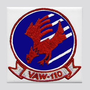 VAW 110 Firebirds Tile Coaster