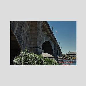 London Bridge Rectangle Magnet