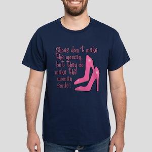 Sexy Shoe Humor Dark T-Shirt