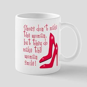 Sexy Shoe Humor Mug