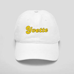 Retro Yvette (Gold) Cap