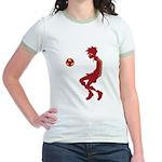 Soccer Boy Jr. Ringer T-Shirt